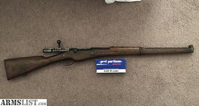 For Sale/Trade: French Berthier 8mm Label Carbine