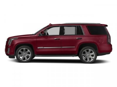 2018 Cadillac Escalade Luxury (Red Passion Tintcoat)