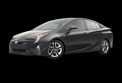 2018 Toyota Prius (Magnetic Gray Metallic)