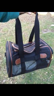 Sherpa Small Dog/Cat Carrier Airline Approved (pd $60)