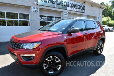2017 Jeep Compass Trailhawk 4x4 (Redline Pearlcoat)