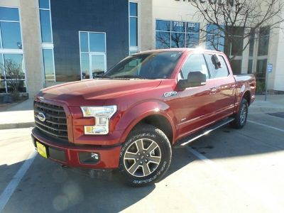 2017 Ford F-150 XLT 4X4 EcoBoost (FCTP DEMO) (Ruby Red Metallic Tinted Clearcoat)