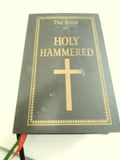 Book of Holy Hammered