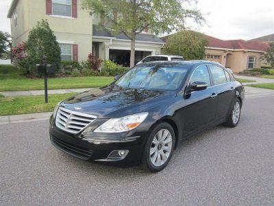 2011 Hyundai Genesis 3.8L V6 (Black)