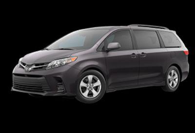2020 Toyota Sienna LE Auto Access Seat (Predawn Gray Mica)