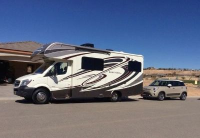 2015 Forest River Forester 2401R MBS