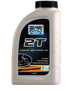 Sell BEL-RAY 2T MINERAL ENGINE OIL (1L) 99010-B1LW motorcycle in Ellington, Connecticut, US, for US $9.70