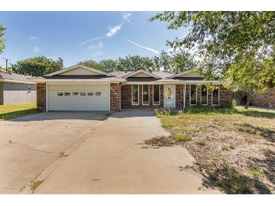 3 Bed 2 Bath Foreclosure Property in Amarillo, TX 79109 - Clearwell St