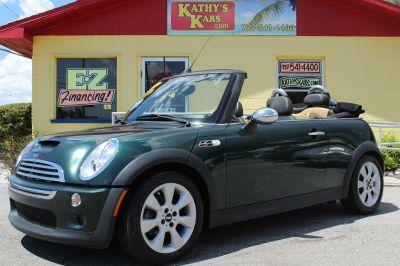 2005 MINI Cooper S (Green,Dark)