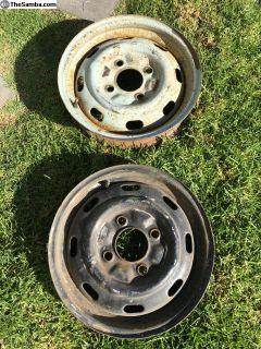 VW Wheels / Rims