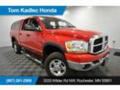 used 2006 Dodge Ram 3500 for sale.