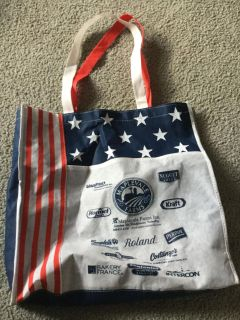 Free with purchase reusable bag