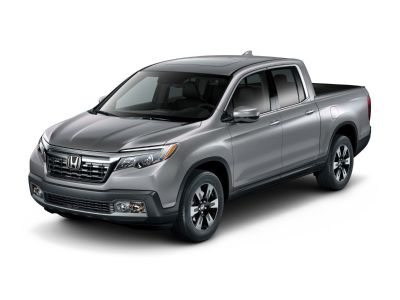 2019 Honda Ridgeline RTL-E (Obsidian Blue Pearl)