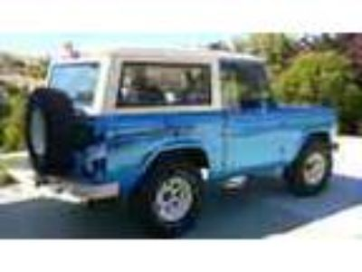 Need To Sell 1969 Ford Bronco