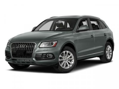 2017 Audi Q5 Premium (Brilliant Black)