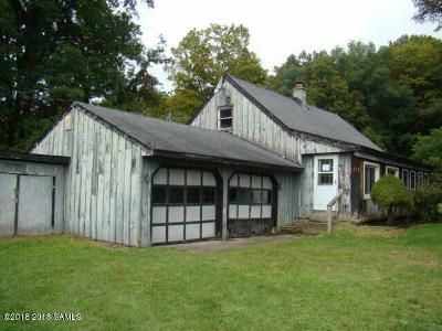 3 Bed 1 Bath Foreclosure Property in Comstock, NY 12821 - Morgans Ln