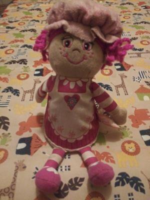 Little Miss Muffin Doll
