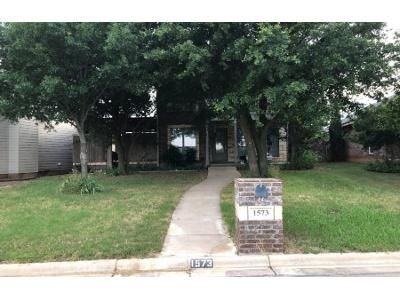 3 Bed Foreclosure Property in Abilene, TX 79601 - Wildlife Trails Pkwy