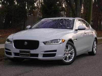 2018 Jaguar XE 25t Premium (Yulong White)
