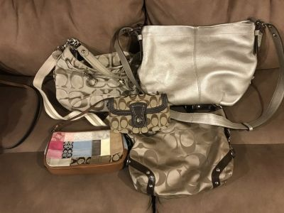 Coach Purses - Various sizes