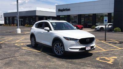 2019 Mazda CX-5 (Snowflake White Pearl Mica)