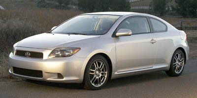 2006 Scion tC Base (Silver)
