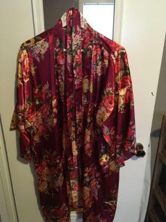 Plus Size Robe - never worn
