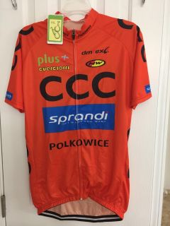 Cycling Jersey for Men - Short Sleeve - Size XXL ( New with Tag )