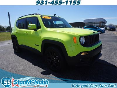 2018 Jeep Renegade Latitude (Hypergreen Clearcoat)