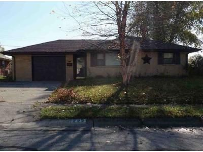3 Bed 1 Bath Foreclosure Property in Fairborn, OH 45324 - Blair Dr