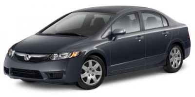 2010 Honda Civic LX (Charcoal)