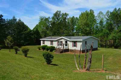 1375 Pete Smith Road LOUISBURG, Three BR Two BA; great room