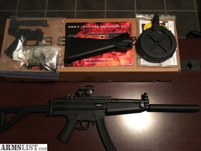 For Sale: Gsg 22lr 522 mp5