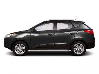 2011 Hyundai Tucson Limited (Graphite Gray)