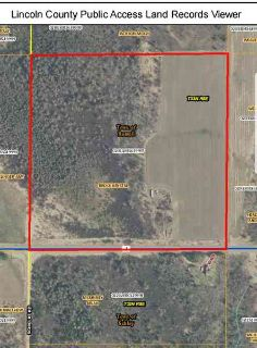 40 County Road J Gleason, 40 Acres of mixed use land zoned