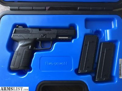 For Sale/Trade: FN FiveSeven MK2 package