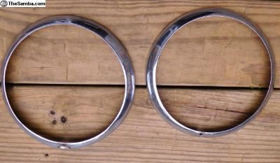 Ghia Headlight Rings