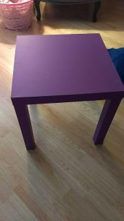 Children's table or night stand