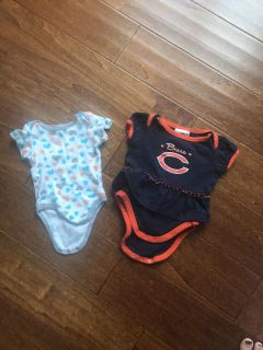 Onesie lot of two