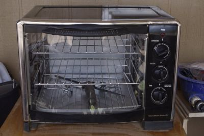 countertop oven w/convection, rotisserie
