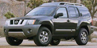 2005 Nissan Xterra S (Gray)