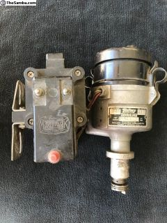 Mallory Dist & Electric Ignition