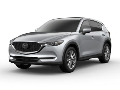 2019 Mazda CX-5 Grand Touring (Deep Crystal Blue Mica)