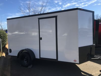 2019 Other 6x12 VNose Enclosed Trailer SA