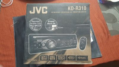 JVC Car Stereo (Never been installed)