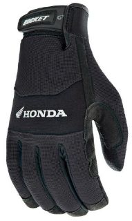 Buy JOE ROCKET MEN'S HONDA CREW TOUCH SCREEN GLOVES BLACK motorcycle in Redford, Michigan, United States, for US $26.99