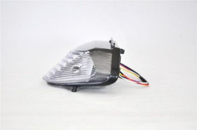 Find Clear Lens LED Brake Light Tail light For Honda 02-07 599 919 03-06 CB600 HORNET motorcycle in Akron, Ohio, United States, for US $75.95