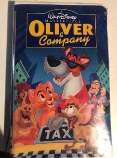 Disney s Oliver and Company