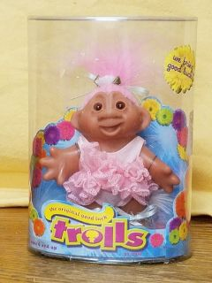 2006 Trolls Good Luck Ballerina