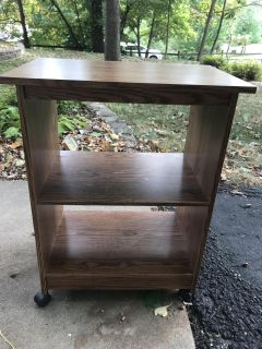 Cart / microwave or tv stand